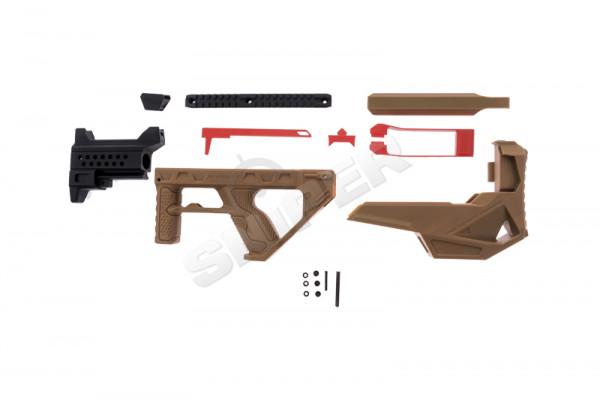 PDW P5 Kit für GHK G5, Tan