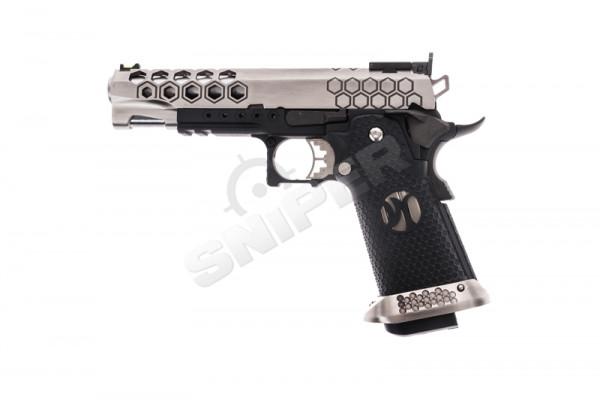HX2501 Hex Cut Pistol, GBB