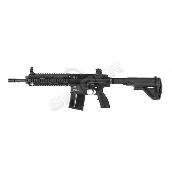 HK417D Next Gen. Black, (S)AEG