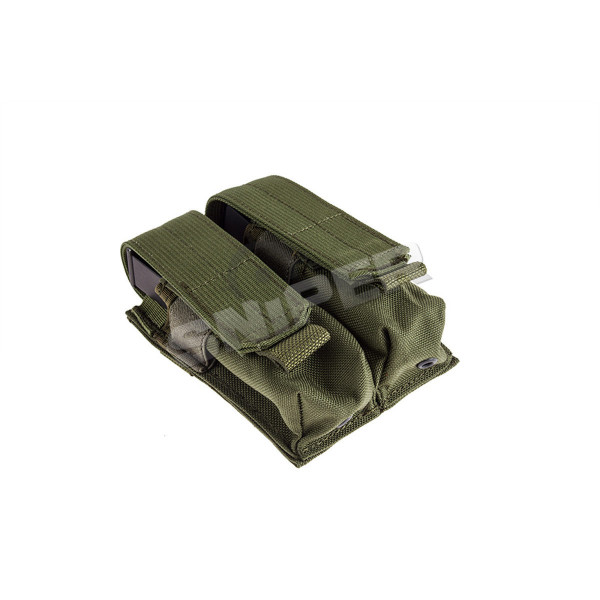 Double 9mm Mag Pouch, OD