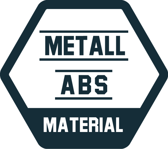 Metall / ABS