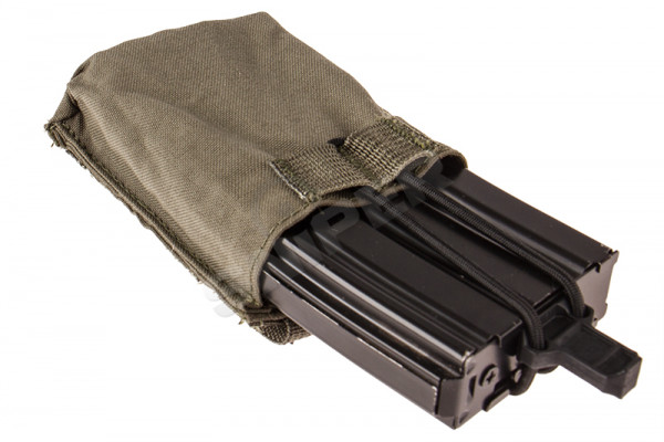Single M4 Speed Draw Pouch, Ranger Green