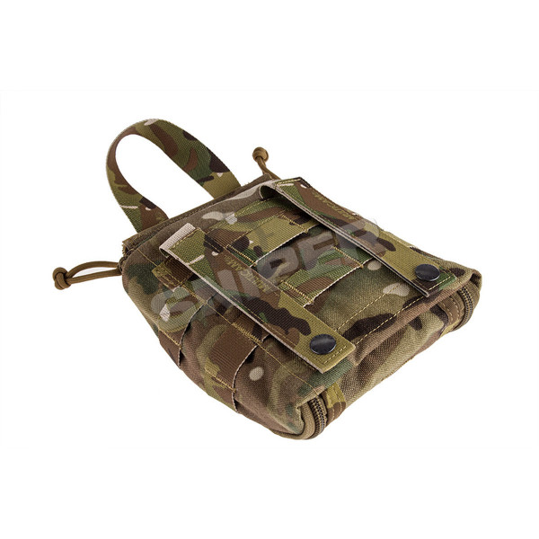 Tactical Trauma Kit Pouch, Multicam Deluxe Variant