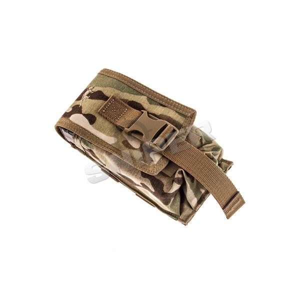 TT SGL Mag Pouch HK417, Multicam