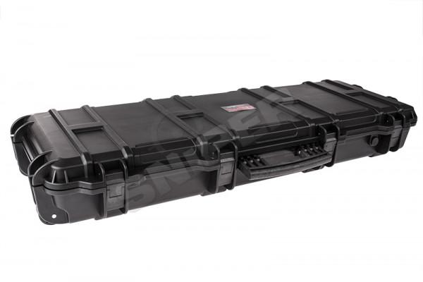 100cm Large Trolley Hard Case, Black