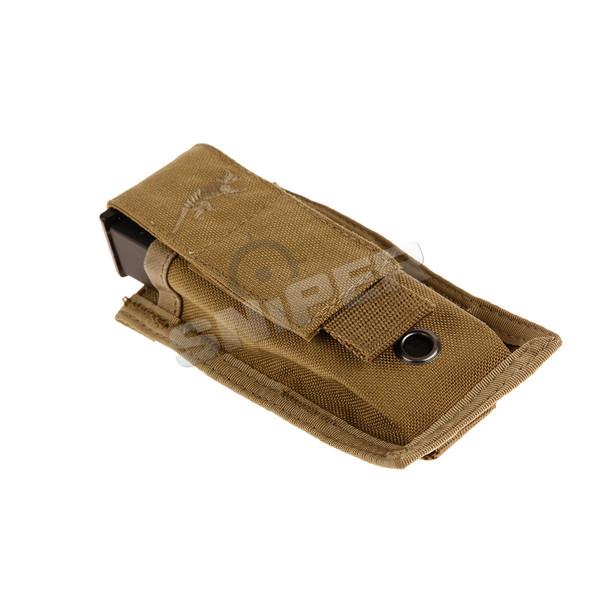 TT Single Pistol Mag Pouch, khaki/tan