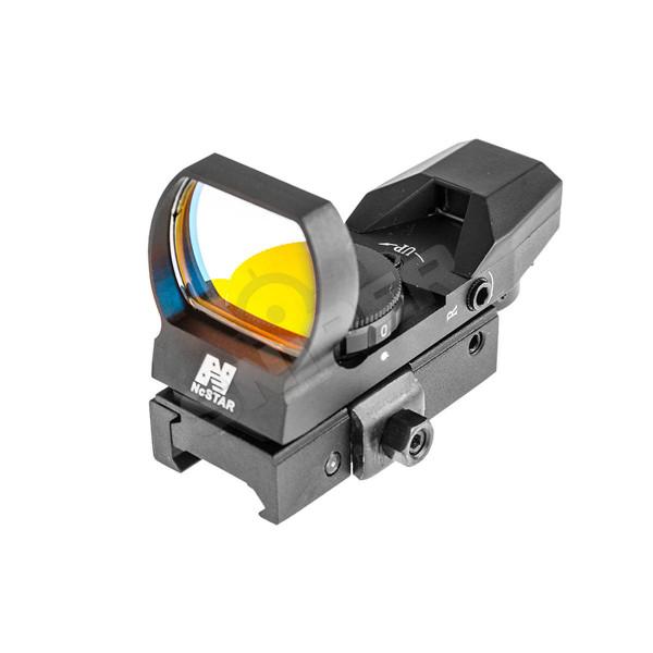 Red 4 QD Reticle Optic, Black
