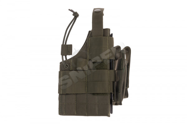 M9/M92 Ambi Molle Holster, OD Green