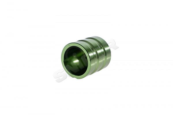 CNC Aluminium Mag Follower für DM 870, green