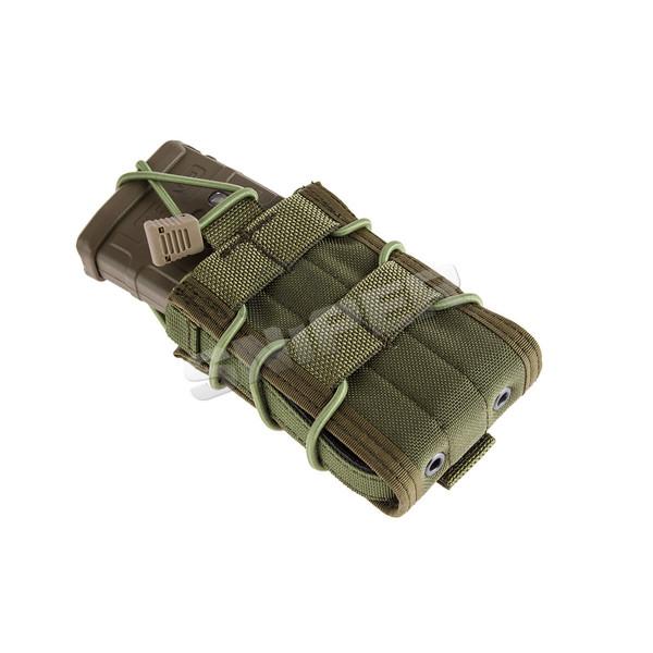 BIB M4/M16 Single Mag Pouch, OD Green