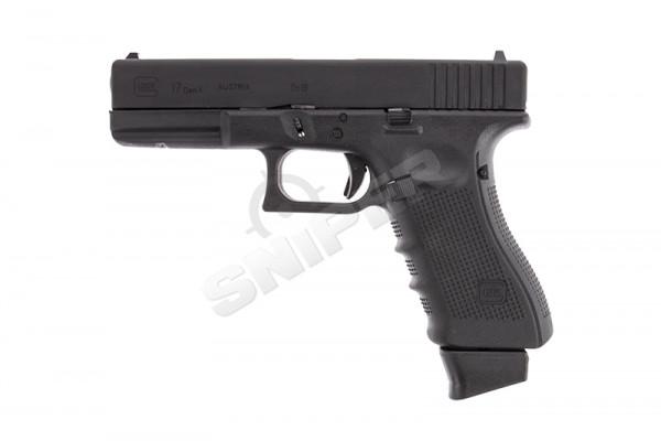 Glock17 Gen.4, Black CO2, GBB