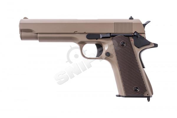M1911 AEP, 0,5 Joule, Tan