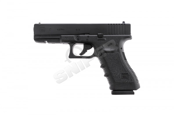 Glock17 Gen.3 Black CO2, GBB