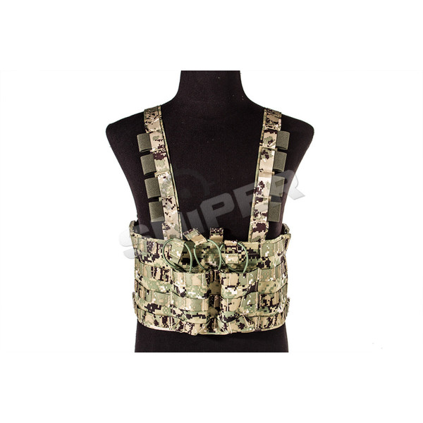 Low Profile Chest Rig für MP7, AOR2