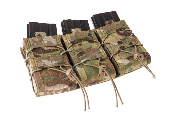 M4 Triple TACO Shingle Pouch, Multicam