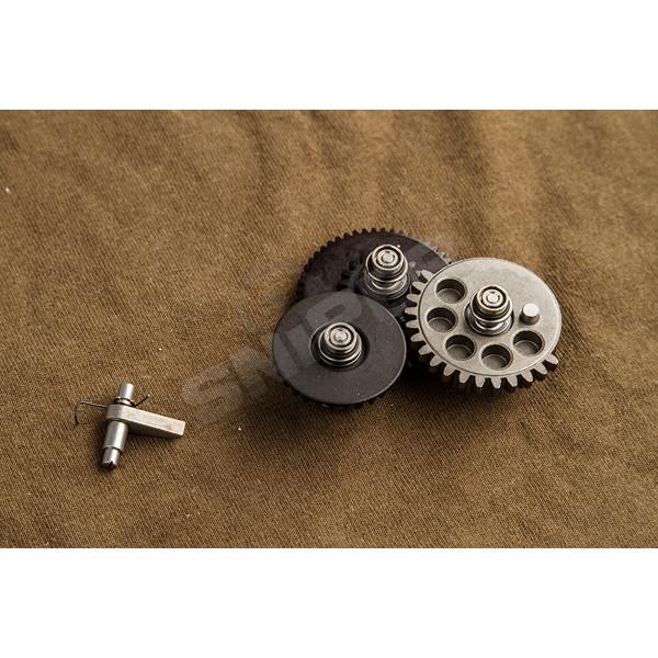 Modular Gear Set Smooth Torque (21.6-1) 6mm