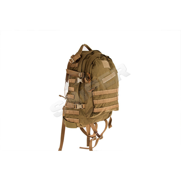 Molle Type AIII Backpack, Coyote Brown