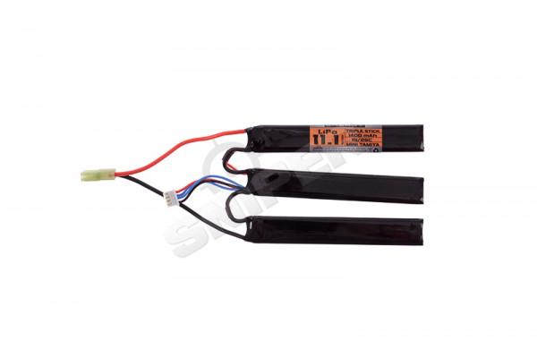 V Energy 11,1V 1.400mAh 25C Triple Stick LiPo Akku