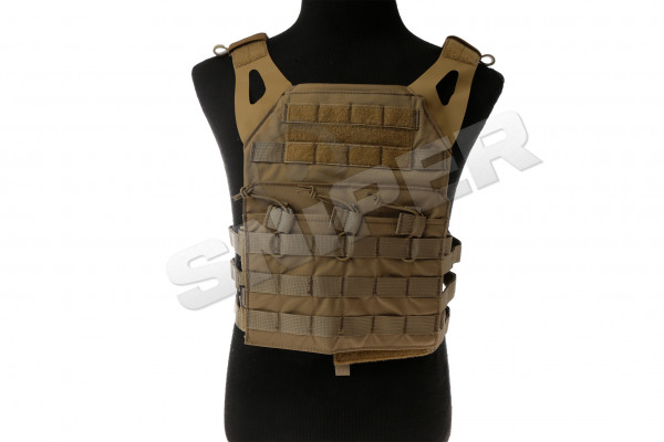 JPC vest easy style, coyote