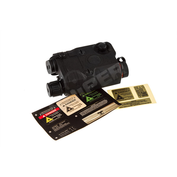 AN/PEQ 15 Battery Case, BK