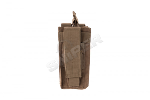 Kangaroo M4 Mag Pouch, Coyote Brown