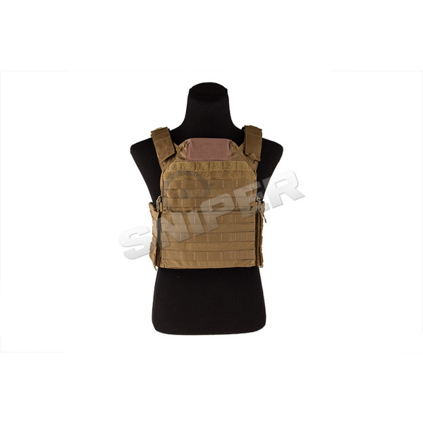 LMAC Plate Carrier, Coyote Brown, Large