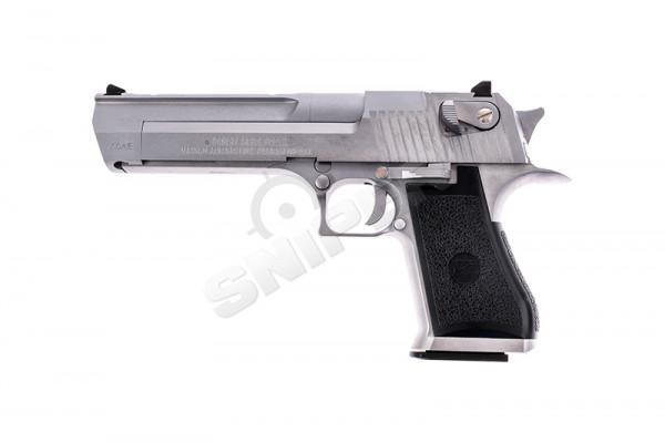 Desert Eagle .50 AE Silver, GBB