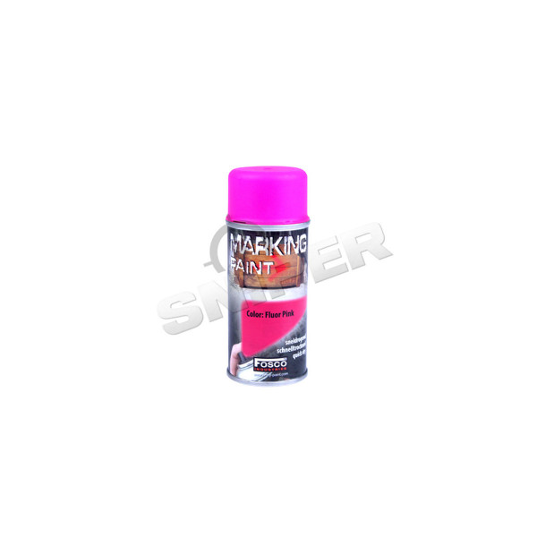 Sprühfarbe 150ml, Fluor Pink