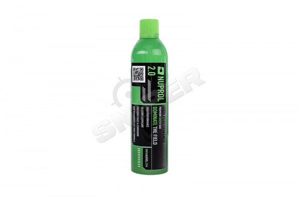 2.0 Premium Green Gas 600ml