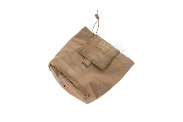 Folding Dump Pouch, Tan