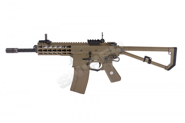 Knights Armament PDW M2 Tan, GBB