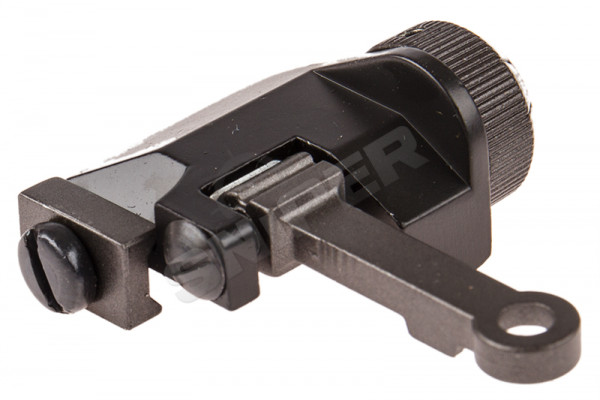 Rear Flip-Up Sight, Black