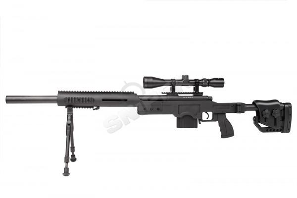 MB4410 Sniper Rifle Full Set, Black