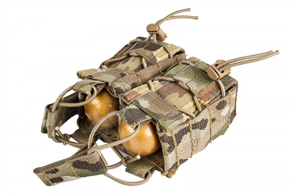 40mm TACO Double MOLLE Pouch, Multicam
