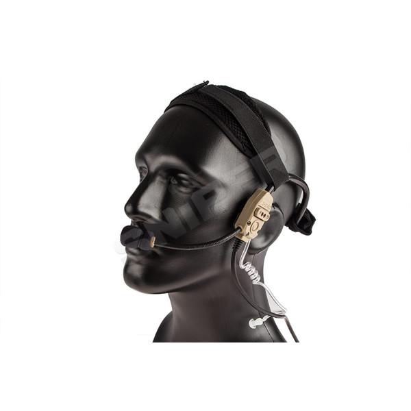 X-62 Headset (Z047), Dark Earth