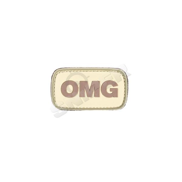 OMG PVC Patch (B160)