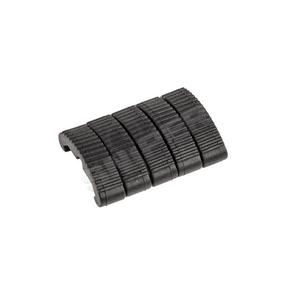 Tactical Index Clips, Black