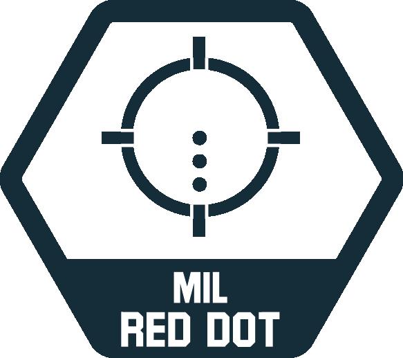 Mil Red Dot
