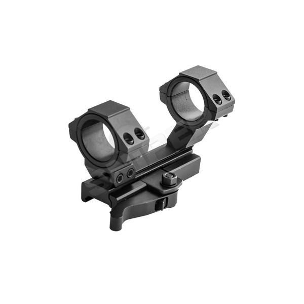 25mm/30mm Adjustable Length Scope Mount