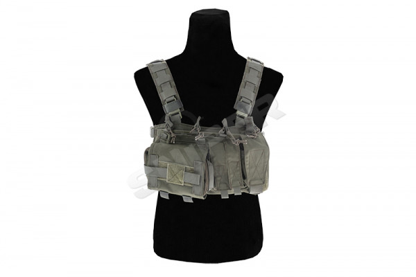 First Responder M4 Chest Rig, OD Green
