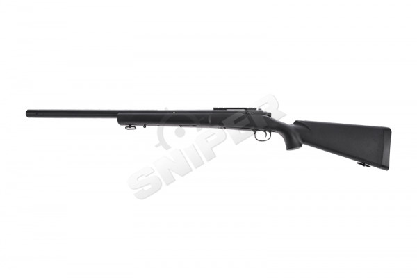 M24 Mil Socom Spring Sniper Rifle, Black