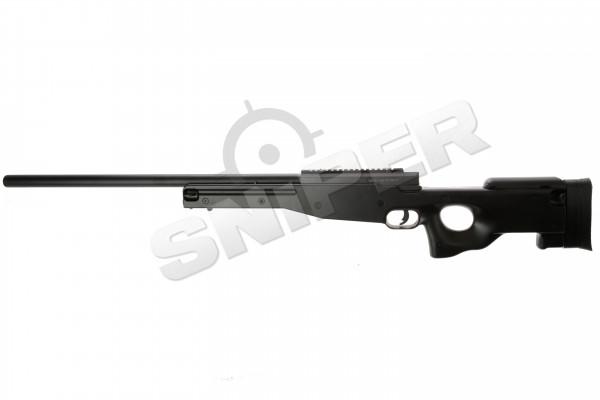 MB01 Sniper Rifle Upgraded, Black
