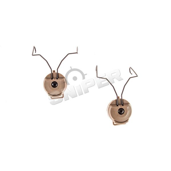 Helm Rail Adapter für Mod. II / Liberator II Heads