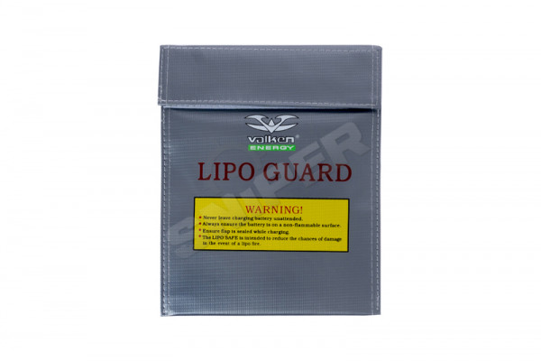 V Energy LiPo Safety Bag