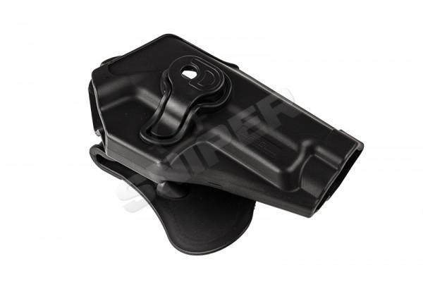 Formholster für SIG Sauer Modelle, rechts, Black
