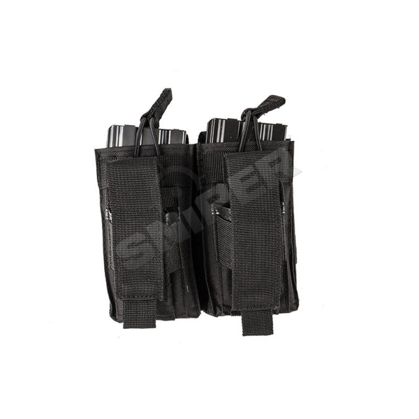 Double AR Mag Pouch Black