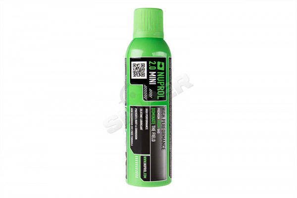 Mini 2.0 Premium Green Gas, 120ml