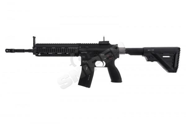 H&K HK416D Black, GBB