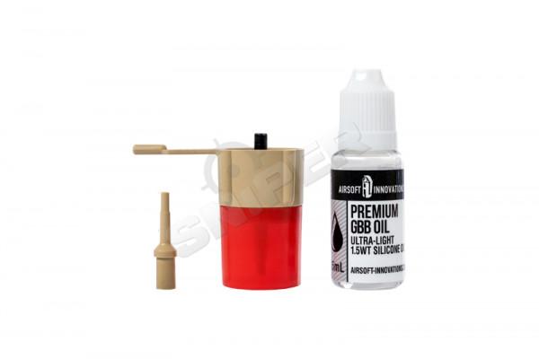 High Strength Propan Adapter Kit