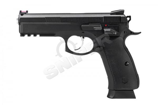 CZ SP-01 Shadow Black, GBB